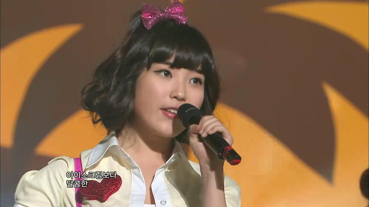 【TVPP】 아이유 - 'BOO' @ 쇼! 음악중심 2009