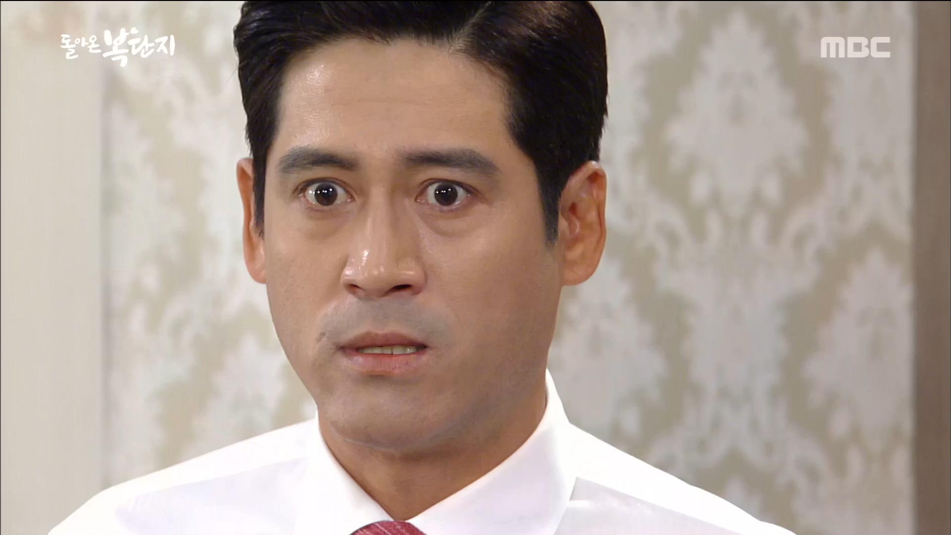 '송선미가 친자식 아니라고?' 이형철, 복수 다짐!