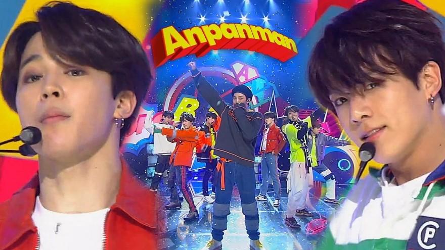 희망의 에너지를 전달하고픈 '방탄소년단'의 힙합 곡 'Anpanman'