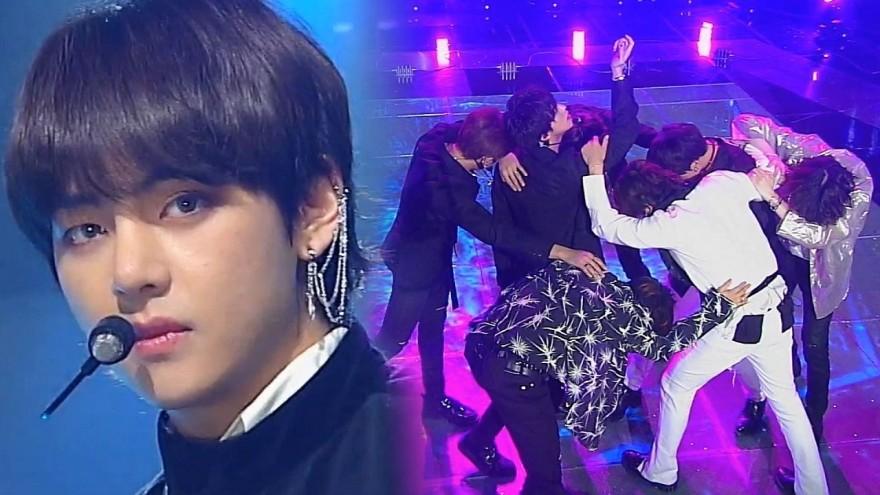 무대 장악력 NO.1 '방탄소년단'의 압도적인 퍼포먼스 'FAKE LOVE'