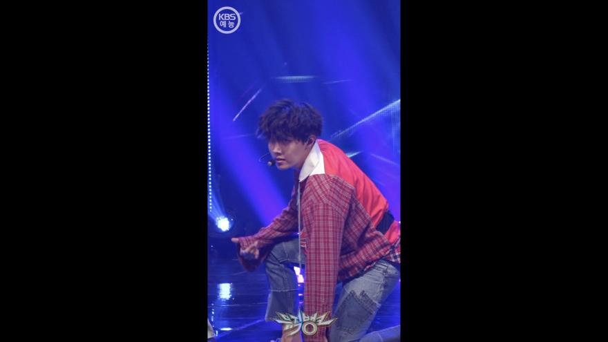 방탄소년단_제이홉 FAKE LOVE / 180608 뮤직뱅크 직캠