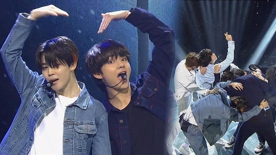 최고의 월드스타 '방탄소년단'의 강렬한 퍼포먼스 'FAKE LOVE'