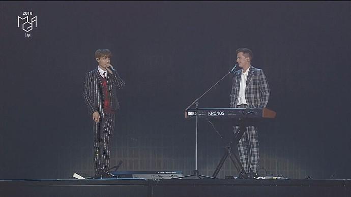 SF1 - Charlie Puth & BTS at Korean Music Awards!