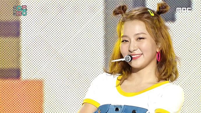 [[Red Velvet]] 190914 레드벨벳 - 음파음파 (Umpah Umpah) / 쇼음악중심 ▶
