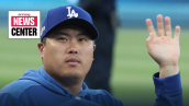 [Sports] LA Dodgers' Ryu Hyun-jin nominated for MLBPA Outstanding Pitcher award