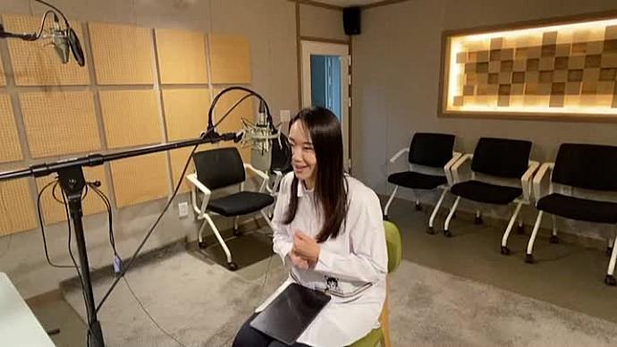 안녕하세요, 성우 정혜원입니다.