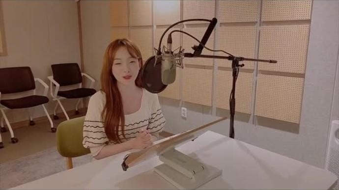 안녕하세요, 성우 최정윤입니다.