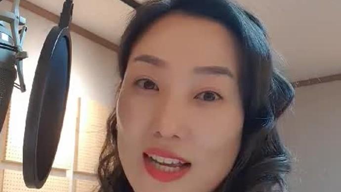 안녕하세요, 성우 김보영입니다.